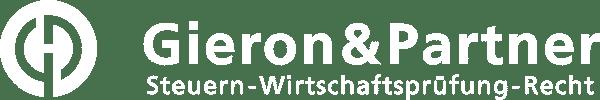 Gieron & Partner - Steuerberatung, Wirtschaftsprüfung, Rechtsberatung - Logo