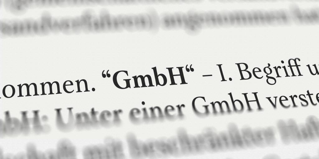 Mit einer Holding-GmbH Steuern sparen